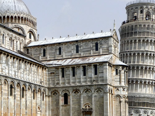 Turismo religioso pellegrini Pisa per Pasqua